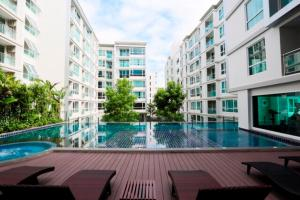Gfeel Studio Deluxe, Apartments  Bangkok - big - 15