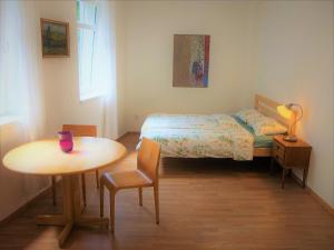 Slavojova Apartment with Sauna