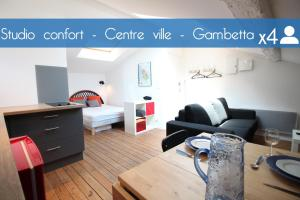 Appartement Gambetta & St Seurin
