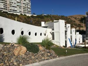 Departamento Con Con Velas de Montemar, Apartments  Concón - big - 7