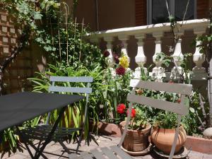 Les Loges des Chalets, Ferienwohnungen  Toulouse - big - 19
