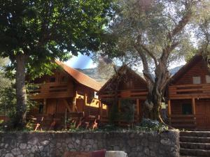 B&B Skadar Lake Murici, Отели типа «постель и завтрак»  Бар - big - 7
