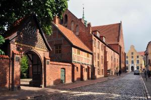 Herberge KAFFETIET, Residence  Wismar - big - 18