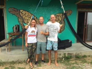 Hostal Puerto Engabao Surf Shelter, Hostely  Engabao - big - 68