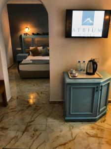 Hotel Atrium, Hotely  Bodrum - big - 12