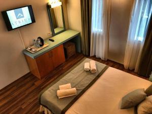 Hotel Atrium, Hotely  Bodrum - big - 15