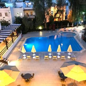 Hotel Atrium, Hotely  Bodrum - big - 38