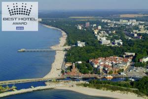 No.1 Apartments - Kolobrzeg Beach Centrum