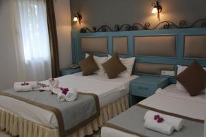 Hotel Atrium, Hotely  Bodrum - big - 17