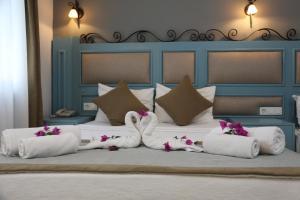 Hotel Atrium, Hotely  Bodrum - big - 18