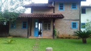 Casa Rústica na Praia, Nyaralók  Ubatuba - big - 2