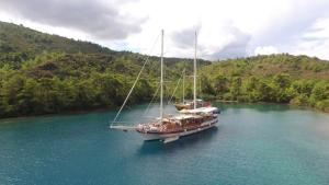 Barbaros Yachting Private Gulet 3 Cabins