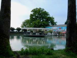 Гостиница Лебедь, Мини-гостиницы  Новый Афон - big - 15