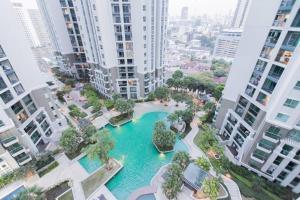 Grand Royal Eclipse Luxury, Apartments  Bang Kapi - big - 6