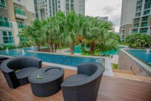 Grand Royal Eclipse Luxury, Apartments  Bang Kapi - big - 7