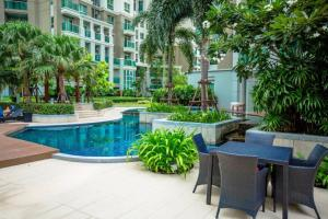Grand Royal Eclipse Luxury, Apartments  Bang Kapi - big - 10