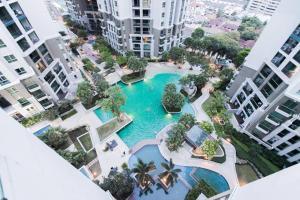 Grand Royal Eclipse Luxury, Apartments  Bang Kapi - big - 12