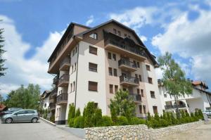 Happy N&T, Apartmanok  Zlatibor - big - 8