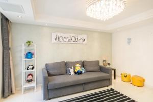 Watermelon's Home_Hongyuecheng, Appartamenti  Nanjing - big - 7