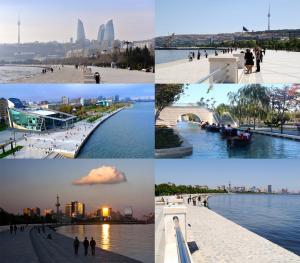 Apartment in Baku City Centre, Residence  Baku - big - 37