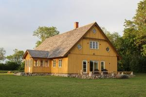 Chata Ullaste Puhkemaja Salevere Estonsko