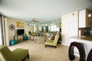 AquaVista East 305 Condo, Apartmány  Panama City Beach - big - 11