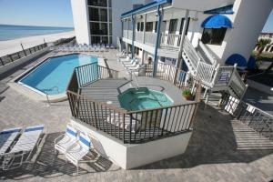 AquaVista East 305 Condo, Apartmány  Panama City Beach - big - 19