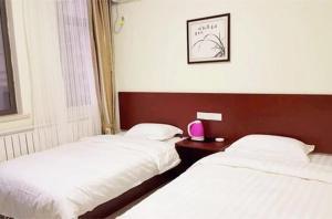 Haizhu Business Inn, Hotels  Huangdao - big - 6