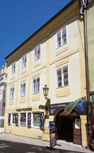 Residence Muzeum Vltavínu