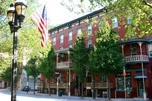 Nearby hotel : The Inn at Jim Thorpe