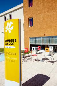 Première Classe Istres, Hotely  Istres - big - 13