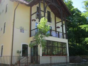 Vila Sangeorz-Bai
