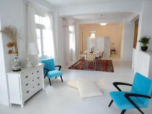 Luxurius modern stylish apartment, Appartamenti  Salonicco - big - 14