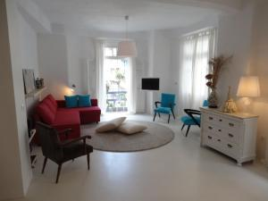 Luxurius modern stylish apartment, Appartamenti  Salonicco - big - 9