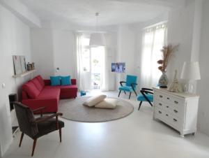 Luxurius modern stylish apartment, Appartamenti  Salonicco - big - 1