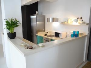 Luxurius modern stylish apartment, Apartments  Thessaloníki - big - 7