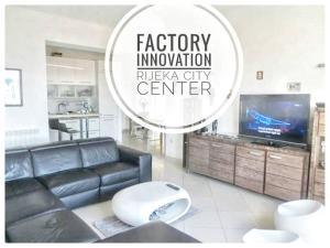 Factory Innovation 2 City Center Rijeka