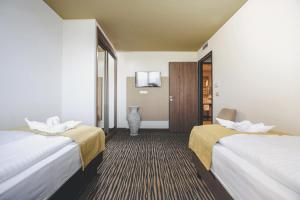 Caramell Premium Resort Superior, Hotely  Bük (Bükfürdö) - big - 36