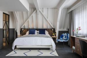 Habitación Doble Junior (cama doble extra grande)