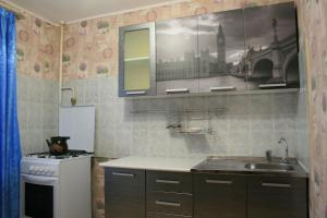 Apartment on Leselidze, Appartamenti  Gelendzhik - big - 5