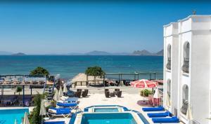 Aydem Hotel, Hotels  Turgutreis - big - 28