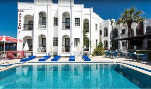Aydem Hotel, Hotels  Turgutreis - big - 26