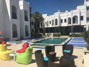 Aydem Hotel, Hotels  Turgutreis - big - 21
