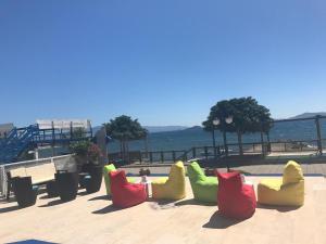 Aydem Hotel, Hotels  Turgutreis - big - 20