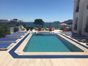 Aydem Hotel, Hotels  Turgutreis - big - 19
