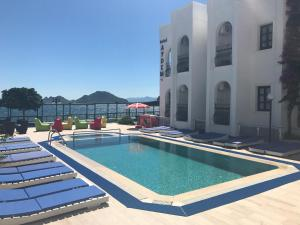 Aydem Hotel, Hotels  Turgutreis - big - 18