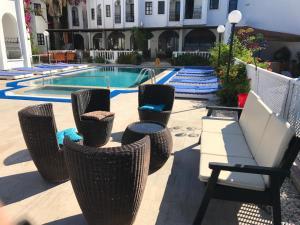 Aydem Hotel, Hotels  Turgutreis - big - 16
