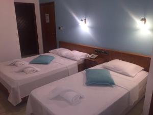 Aydem Hotel, Szállodák  Turgutreis - big - 13