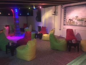 Aydem Hotel, Hotels  Turgutreis - big - 8