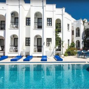 Aydem Hotel, Hotels  Turgutreis - big - 6